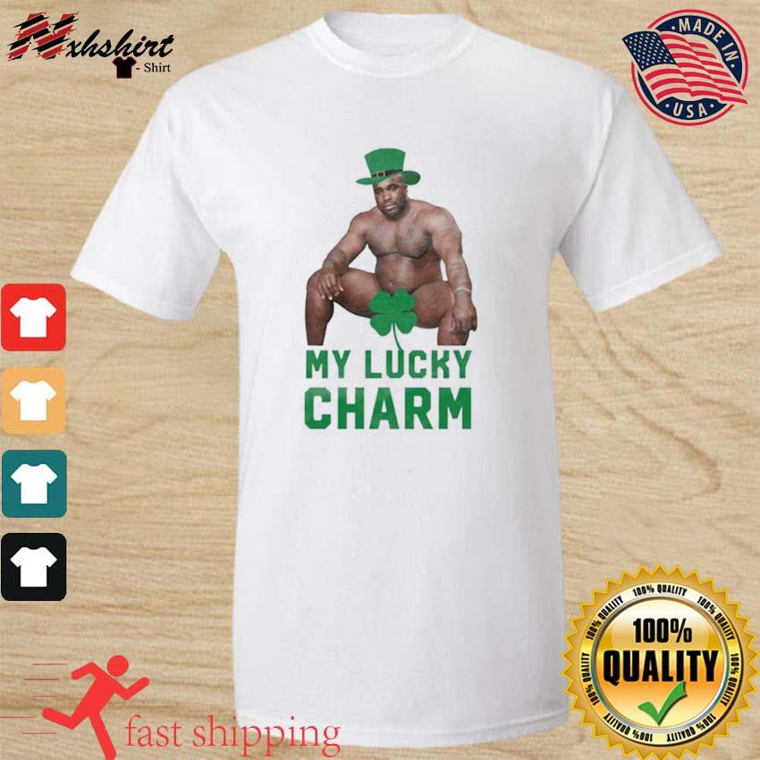Barry Wood My Lucky Charm St. Patrick's Day T-Shirt