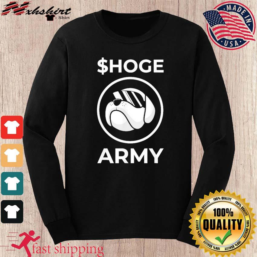 $HOGE ARMY Shirt long sleeve