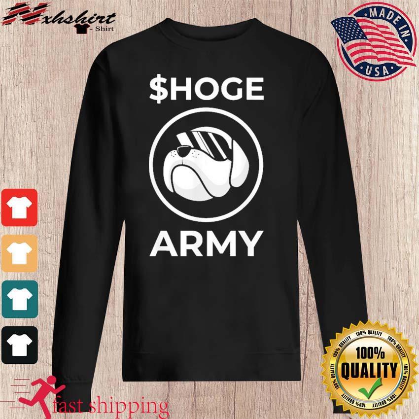 $HOGE ARMY Shirt sweater