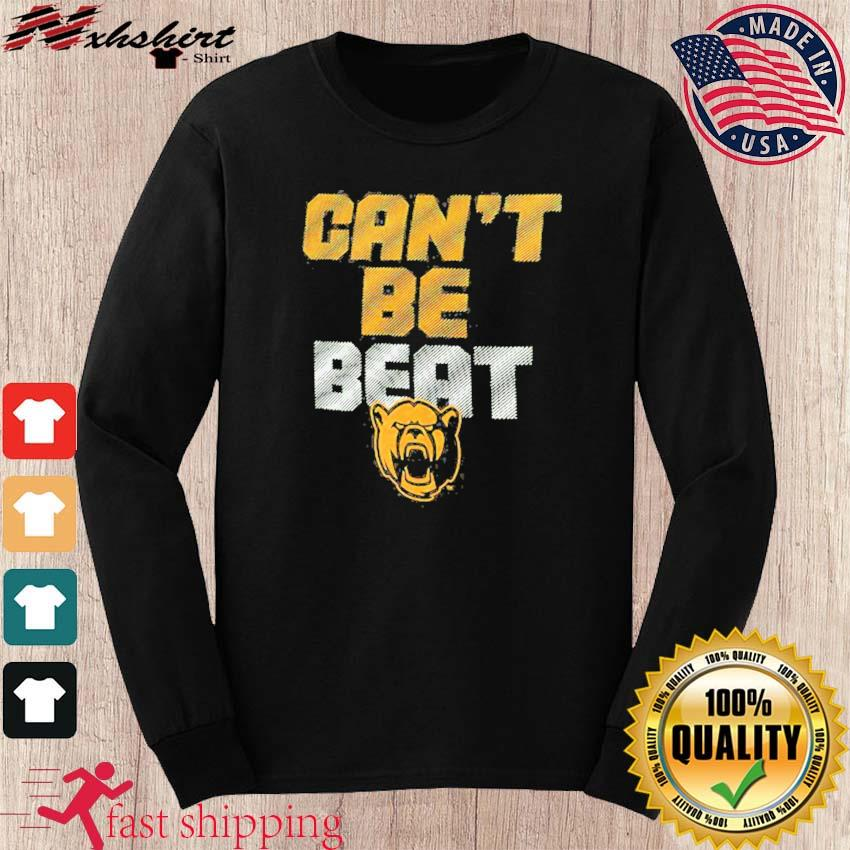 Baylor Bears Can't Be Beat Shirt long sleeve