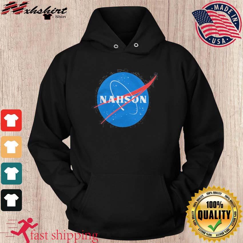 NASA Nahson Space Shirt hoodie