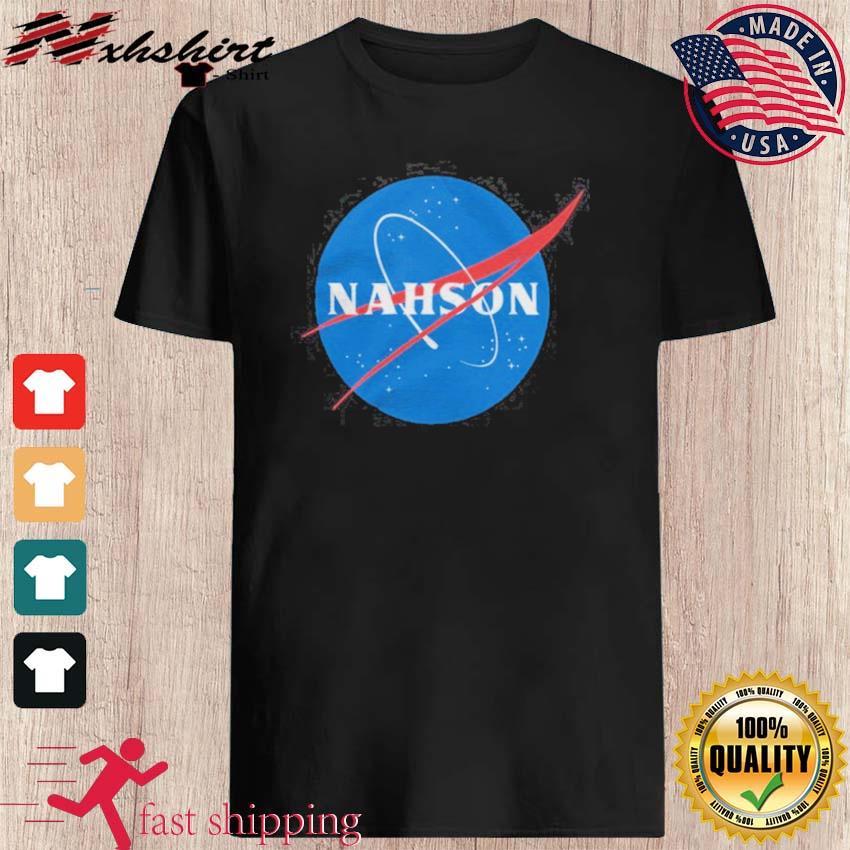 NASA Nahson Space Shirt