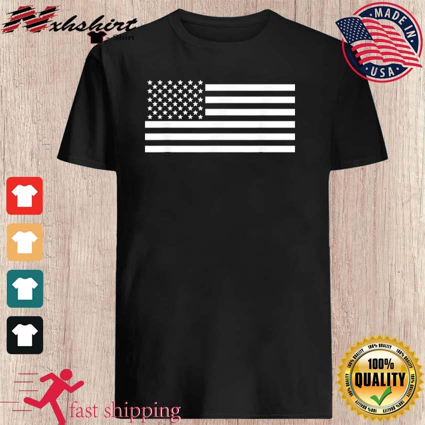 Official American Flag 50 Star Shirt