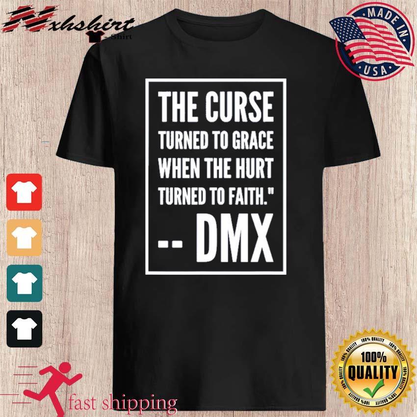 Official DMX QUOTE Shirt