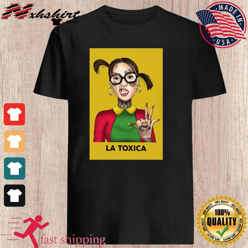 Official The La Toxica Loteria Shirt
