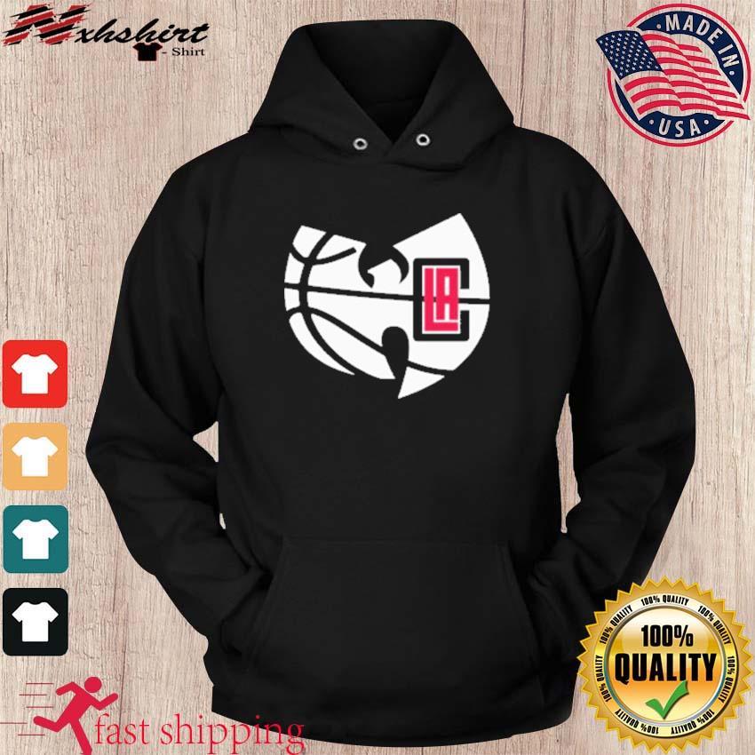 Official Wu-Tang LA Clipper Shirt hoodie