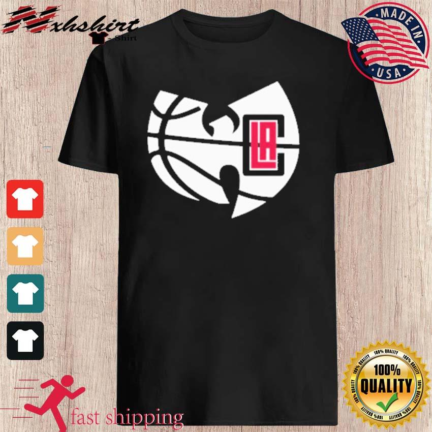 Official Wu-Tang LA Clipper Shirt