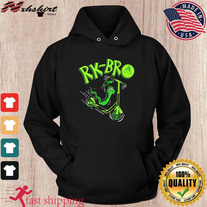 Funny Rk Bro Scooter Shirt hoodie