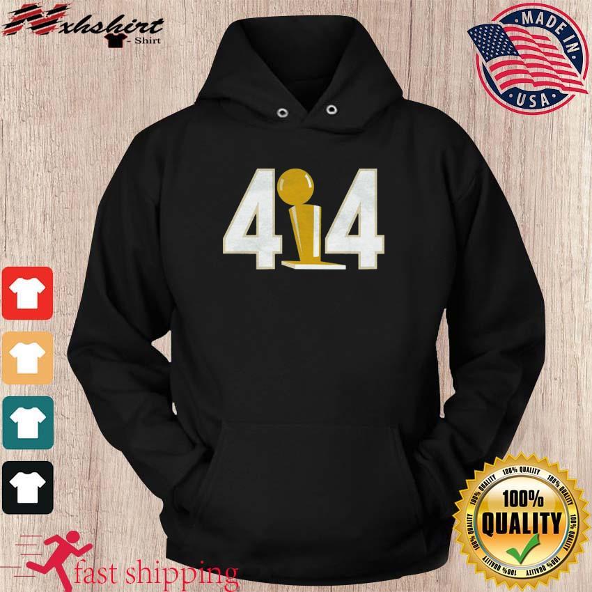 Funny 414 Trophy Shirt hoodie