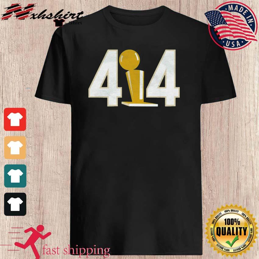 Funny 414 Trophy Shirt