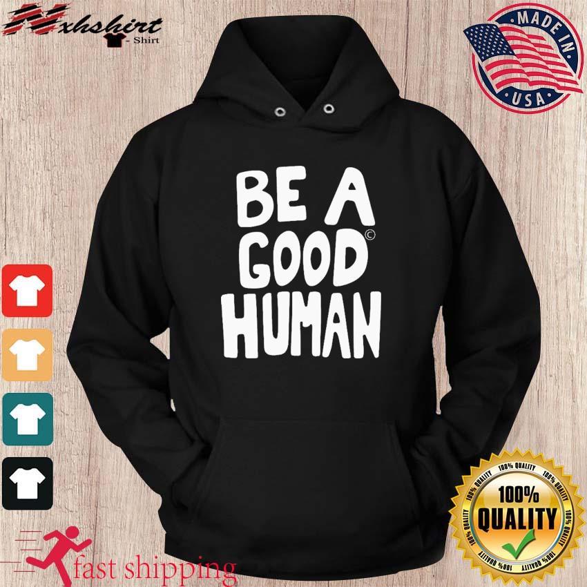 Jimin Nomad Be A Good Human Shirt hoodie
