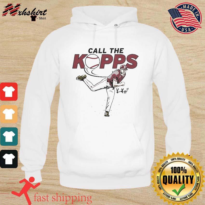 KEVIN KOPPS CALL THE KOPPS Baseball Shirt hoodie