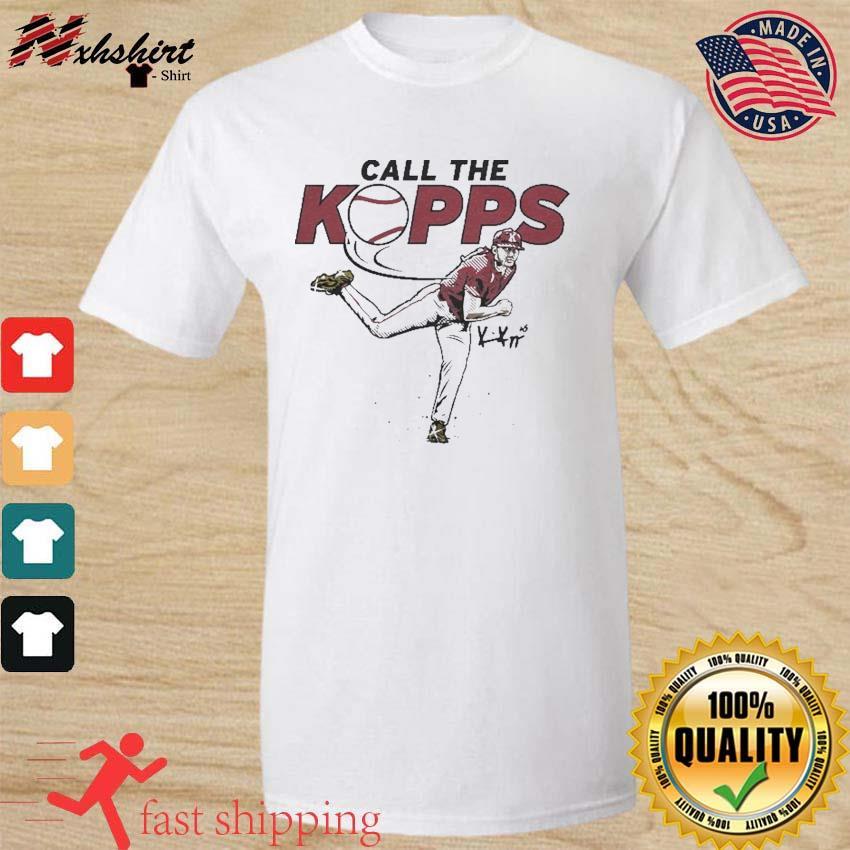 KEVIN KOPPS CALL THE KOPPS Baseball Shirt