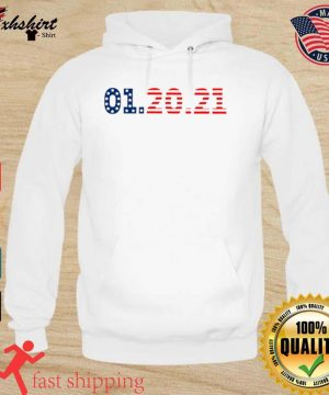 01 20 2021 Inauguration Day American Flag s hoodie