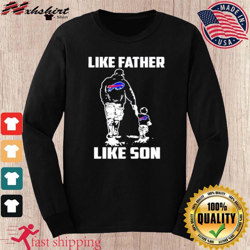 Buffalo Bills like father like son s long sleeve