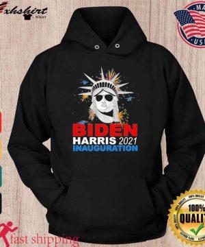 Biden Victory Inauguration Celebration Vintage Distressed Shirt hoodie