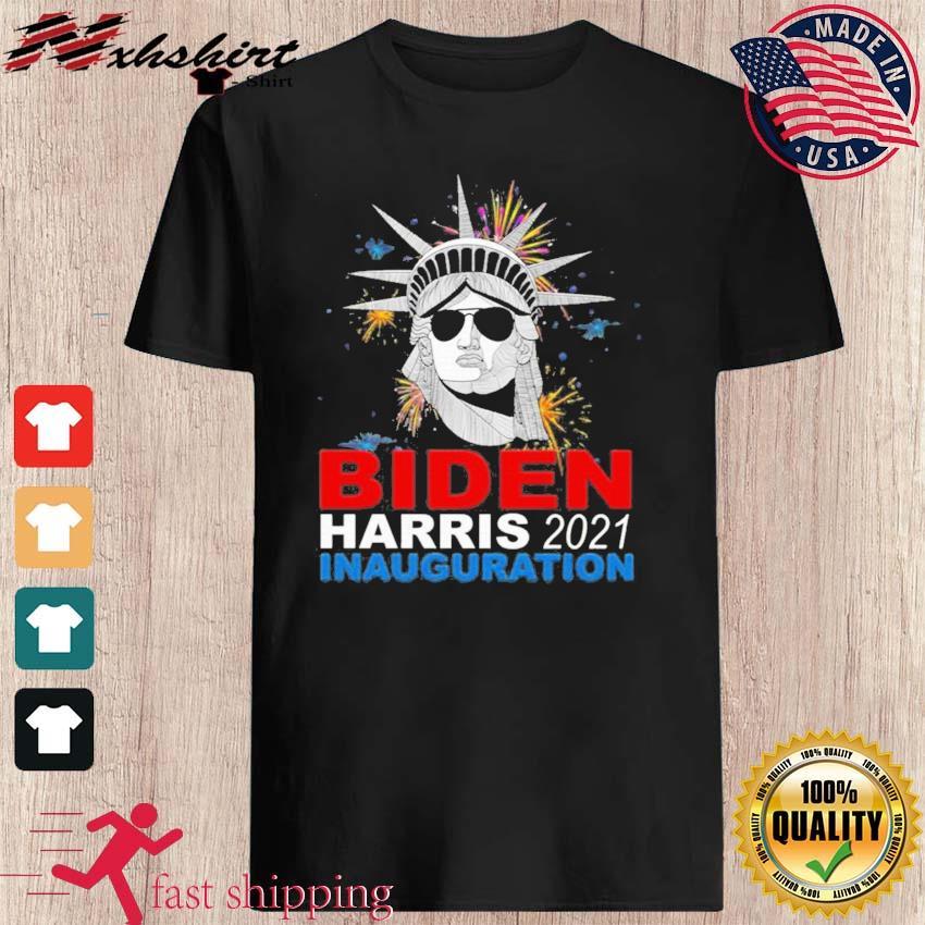 Biden Victory Inauguration Celebration Vintage Distressed Shirt