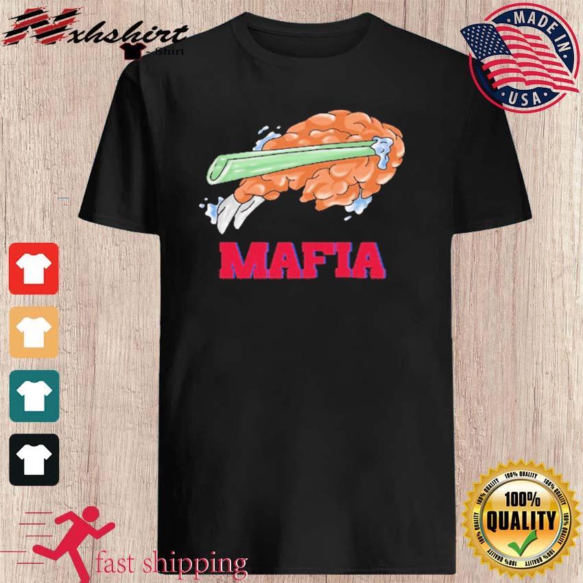 Buffalo Bills Chicken Drumstick Mafia 2021 Shirt