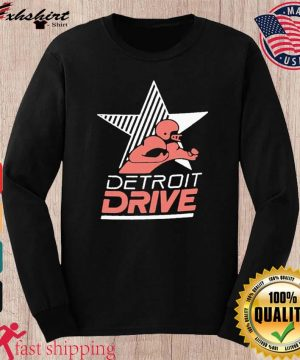 Detroit Drive Shirt long sleeve