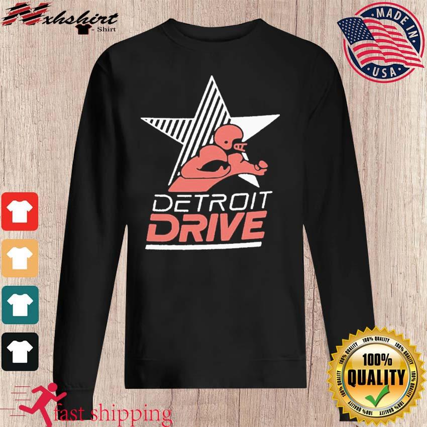 Detroit Drive Shirt sweater