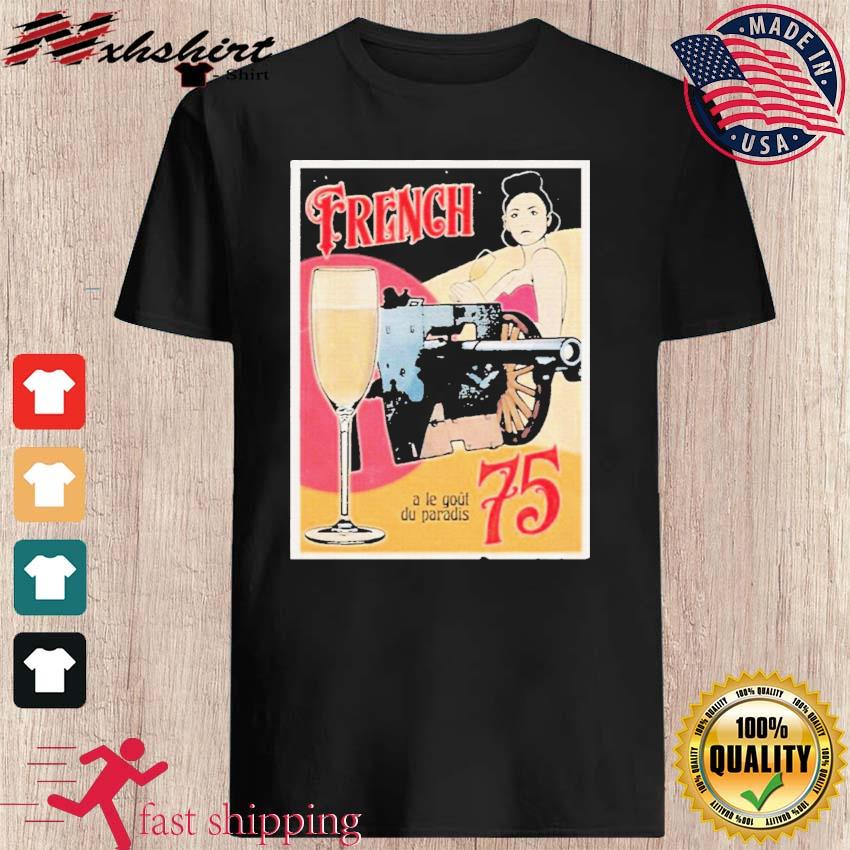 Forgotten Weapons French 75 Shirt